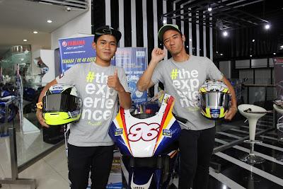 Dua Rider Belia Indonesia Kembali Jajal Markas Rossi di Tavullia
