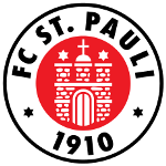Logo Tim Klub Sepakbola FC St. Pauli PNG