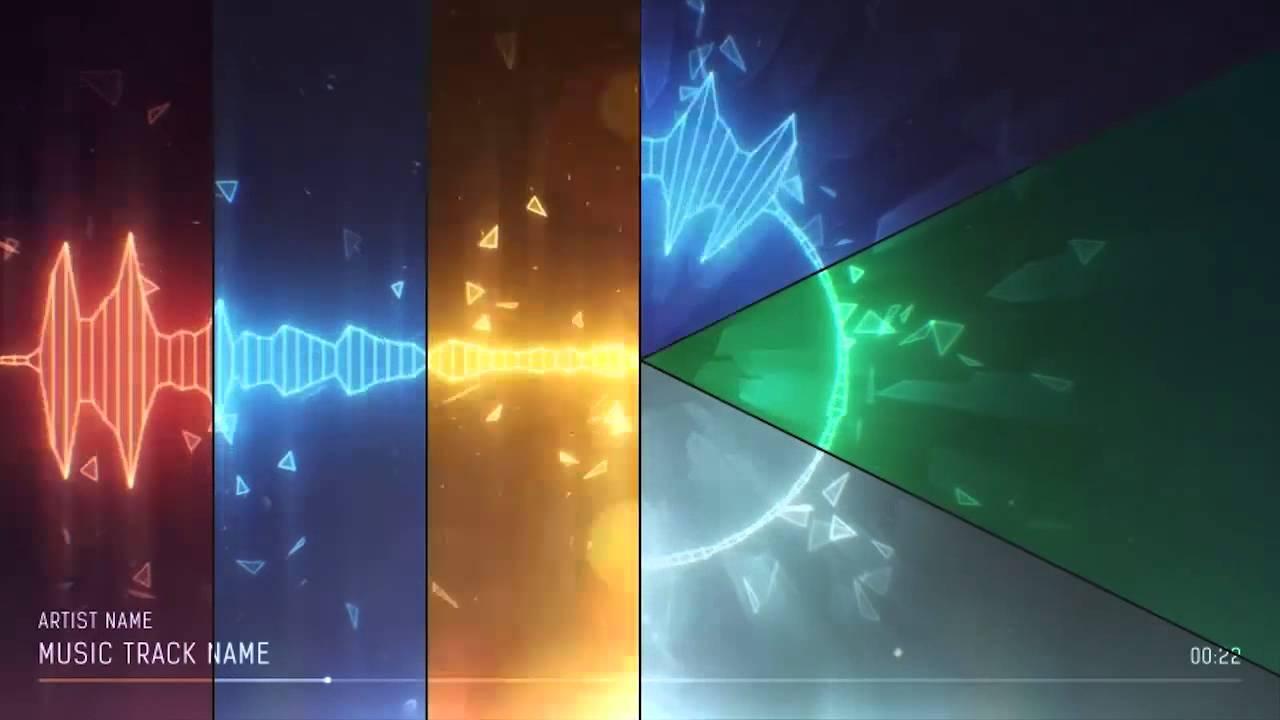 Spectrum Music Visualizer