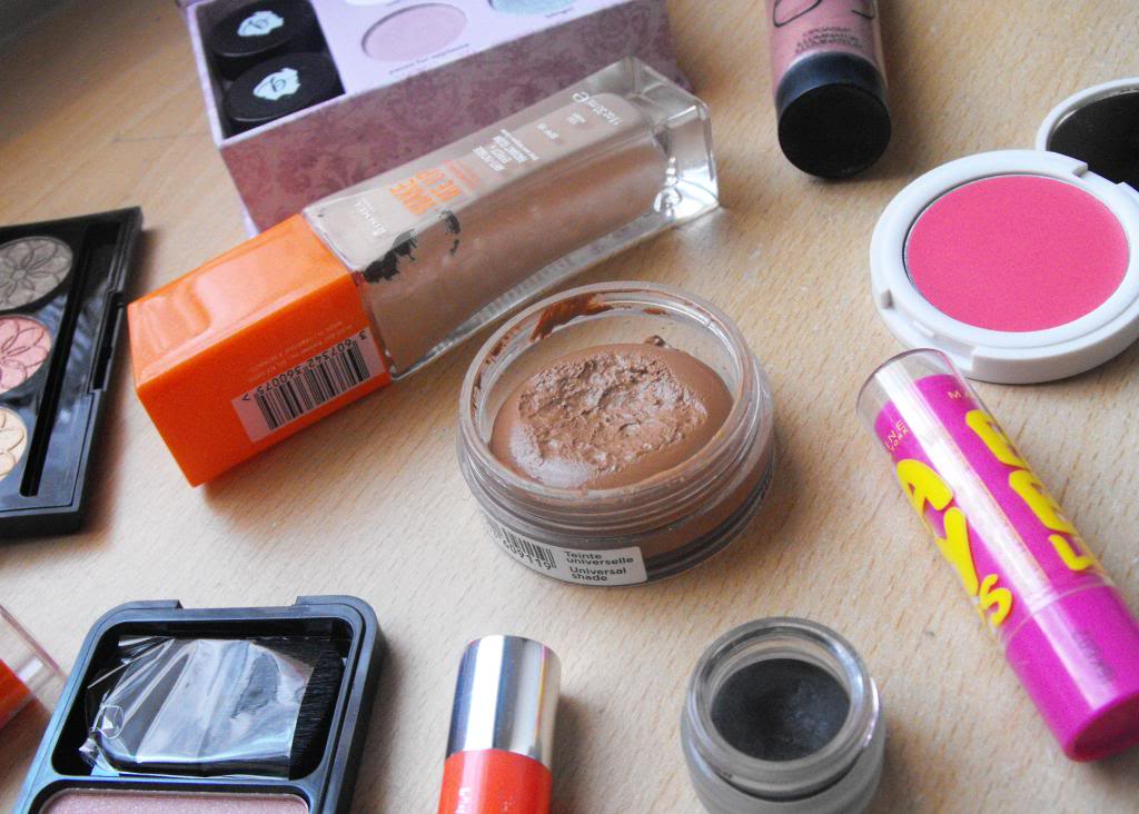 Make Up | Stepping Into Spring