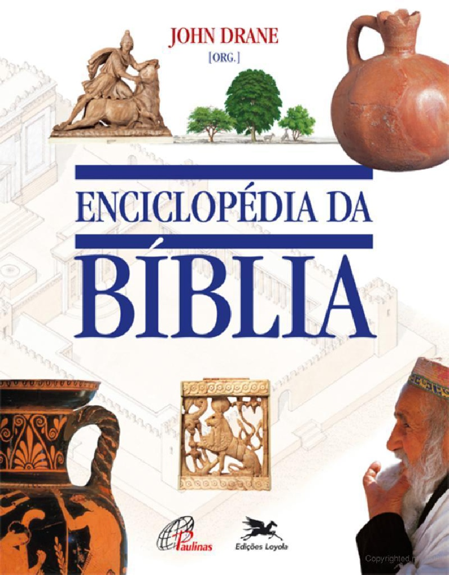 John Drane-Enciclopédia Da Bíblia-