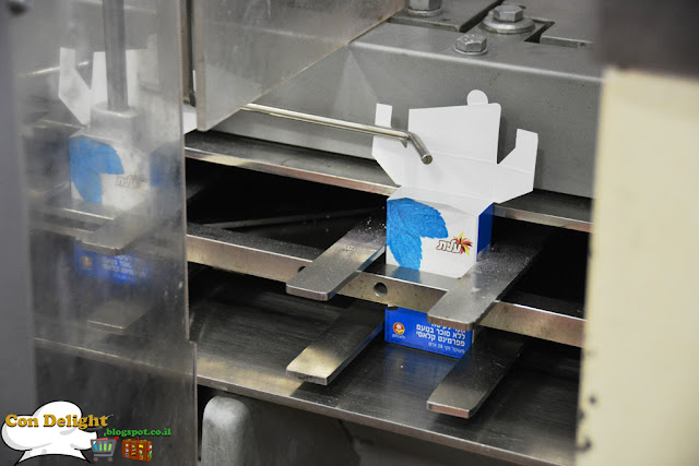 packaging machine of must bubble gums