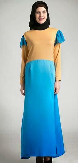 Model baju muslim untok orang gemuk terpopuler
