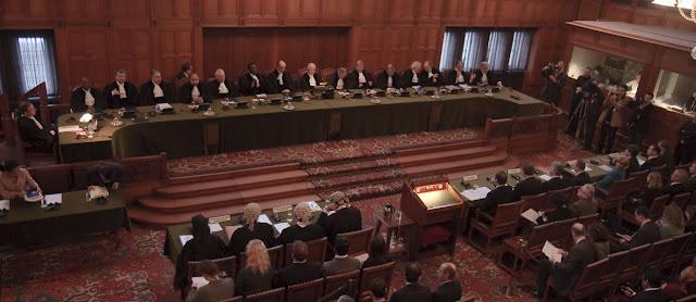 Tribunal Internacional de Justicia y Derecho Internacional