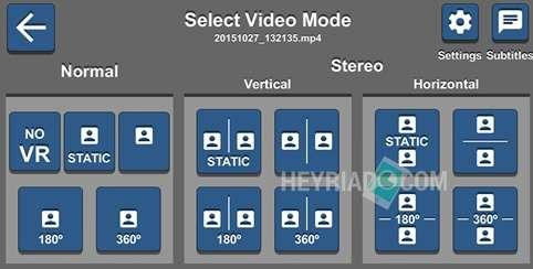 Aplikasi Video 360 Android