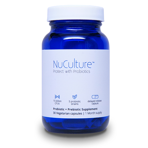 NuCulture - Probiotic, Feel Great, Stay Healthy