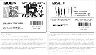 free Kohls coupons february 2017