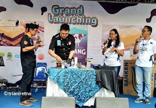 Bolu Susu Lembang, Oleh-Oleh Kekinian dari Bandung