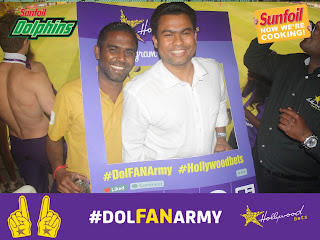 Hollywoodbets Dolfan Army - Sunfoil Dolphins Supporters