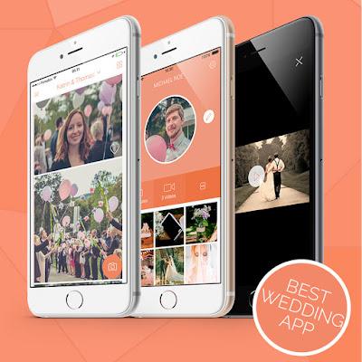 aplikacja ślubna dla gości