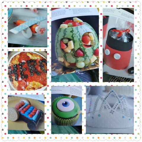 ultimate disney party book ideas collage