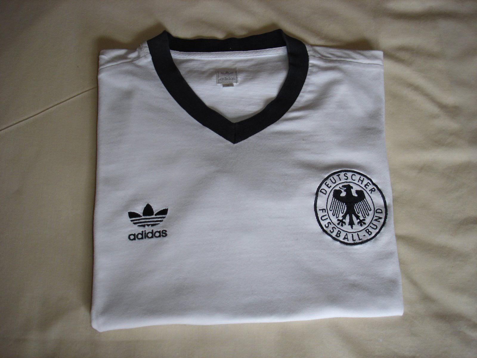 eb0a095ca Ebay Vintage West Germany Football Shirts - DREAMWORKS