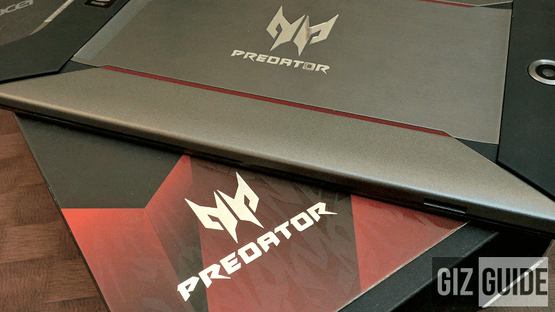 Predator 8 review