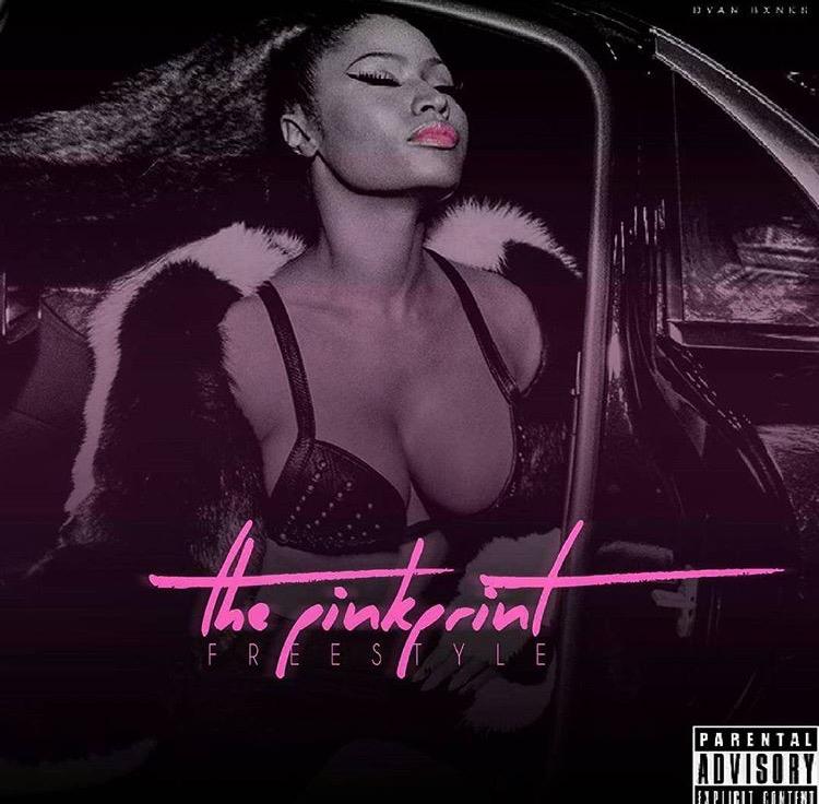 Nicki minaj the pinkprint delux