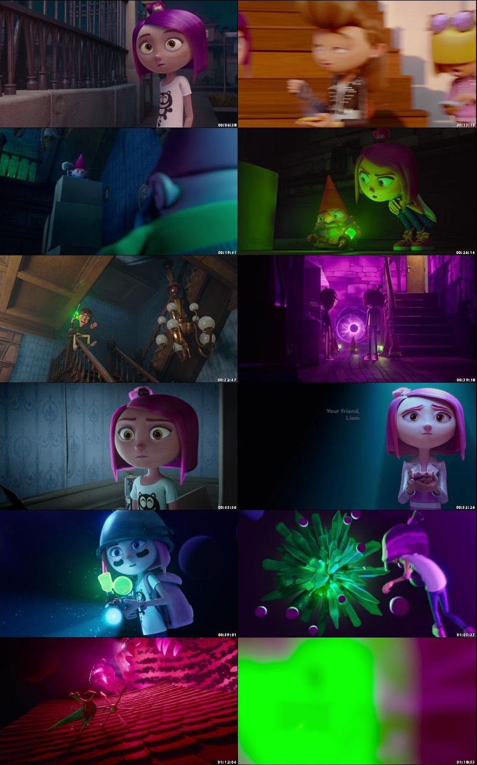 Gnome Alone 2017 Full Movie Download 720p HDRip, BluRay, DVDRip, mkv, Mp4 1080p Full Hd