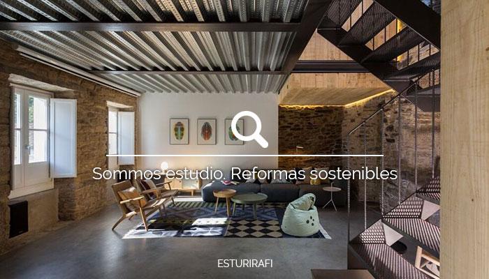 Sommos estudio. Reformas sostenibles © Pedro Rocha Fotógrafo