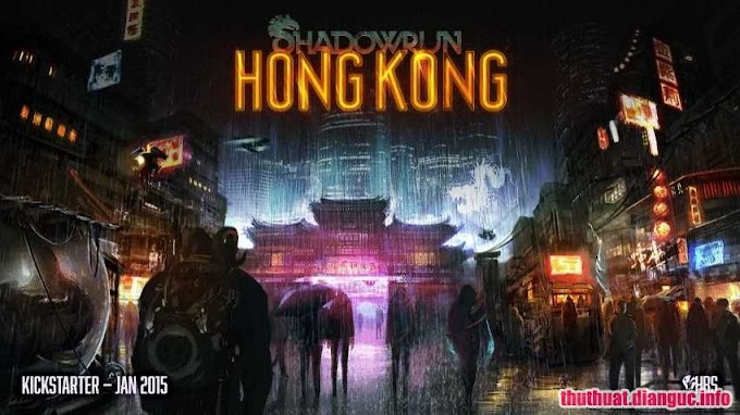 Download game Shadowrun: Hong Kong Extended Edition Full Cr@ck