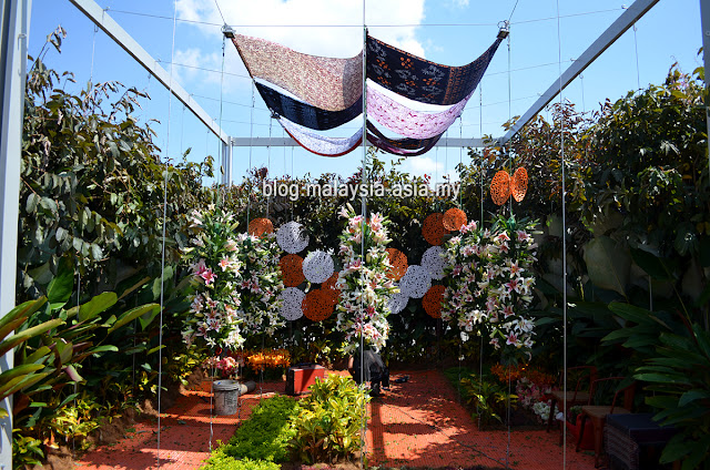 Garden Designs at Royal Floria 2015