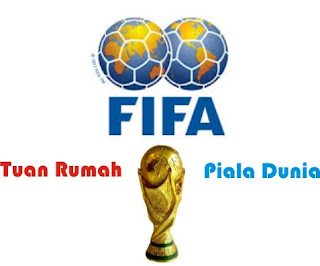 Negara yang Pernah Menjadi Tuan Rumah Piala Dunia FIFA