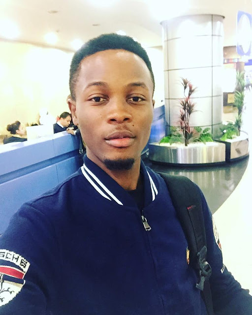 Successfu Internet Marketer Seun Ogundele Flaunts His New Mullti-Million Naira Mansion