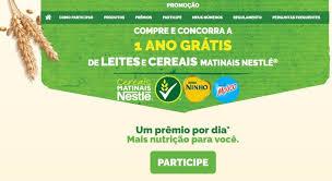 Promoção Mais Nutrição Para Você - Nestlé