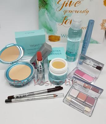 Paket Kosmetik Wardah 5 Paket Kecantikan