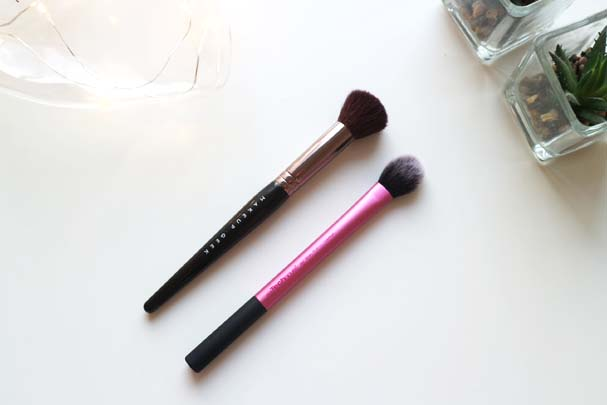 Fave Makeup Brushes | The Beauty is a Beast