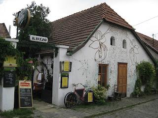 Cute building