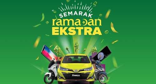 Kejutan Belanja di Semarak Ramadan Ekstra Tokopedia 24-25 Mei 2018