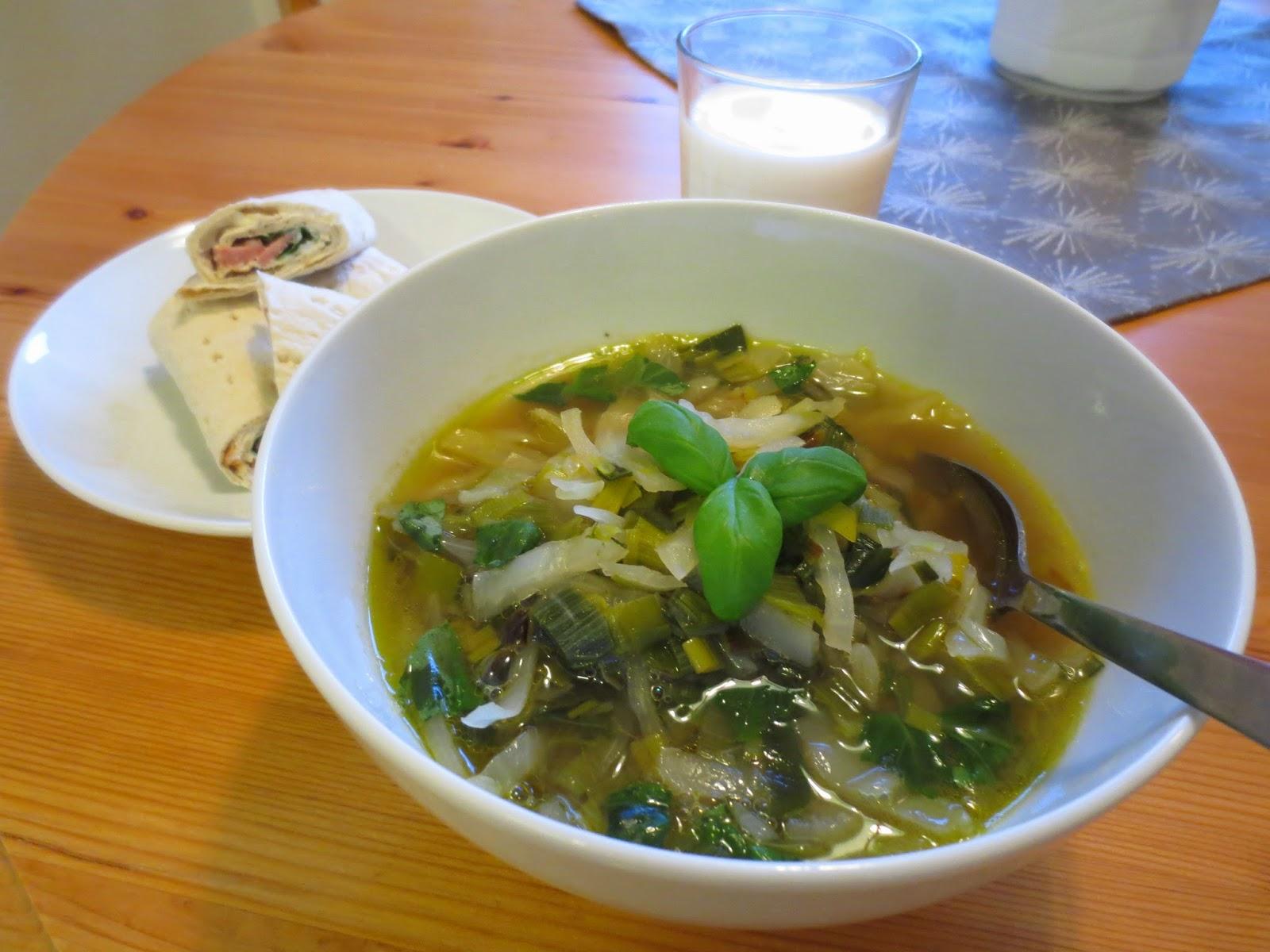 recept soppa köttfärs vitkål