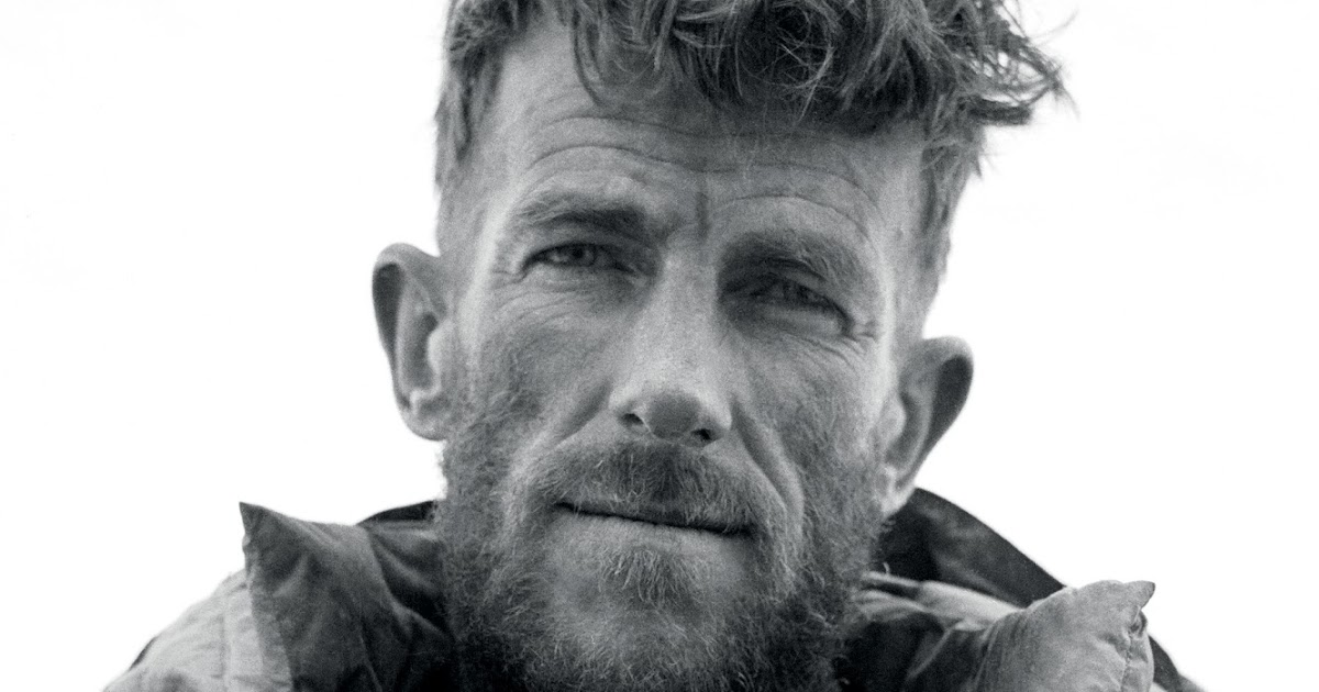 a biography paper of edmund Edmund hillary (left) and sherpa tenzing norgay reached the 29,035-foot summit of everest on may 29, 1953, becoming the first people to stand atop the world's highest mountain photograph by ap.