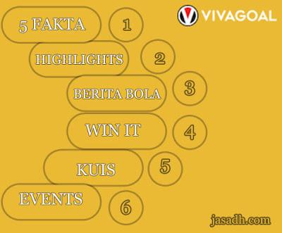 Review : Vivagoal Situs Berita Bola Terkini
