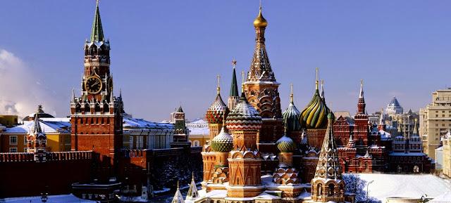moskova uçak bileti kremlin sarayı