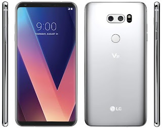 LG V30 Daftar Handphone Terbaik Tahun 2017