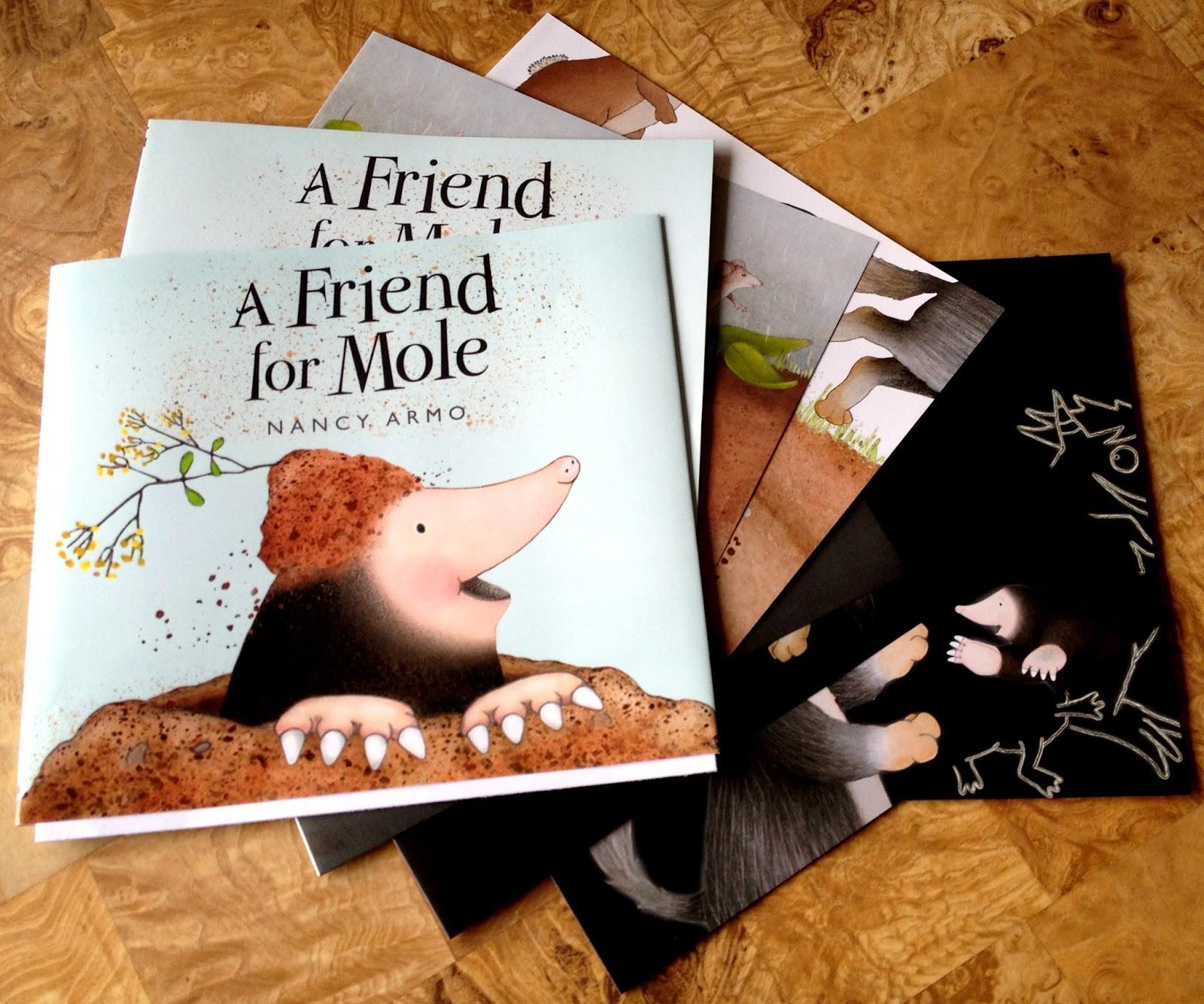 F&G of A Friend for Mole