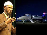 Ini BUKAN Jet Pribadi Zakir Naik, Tapi Milik Pengusaha Muslim di Kalimantan