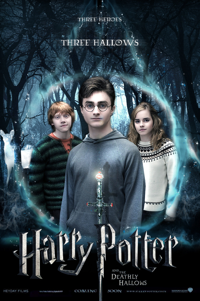 Harry Potter Wallpaper For Iphone Iphone Wallpapers And