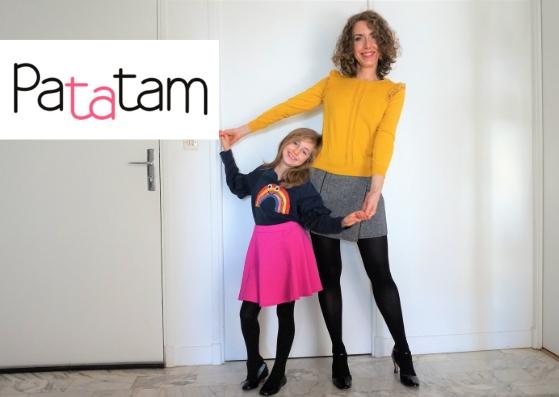 Patatam, vêtements femme et enfant