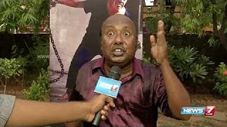 Lollu Sabha Manohar and other artist speaks about Kathal Agathi movie