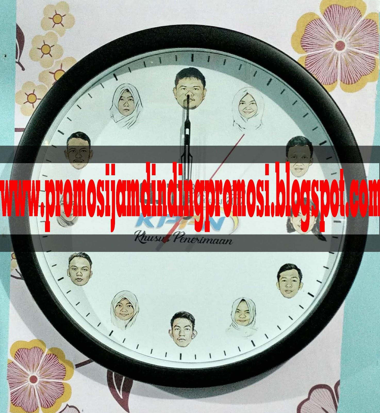 grosir jam dinding promosi murah surabaya  toko jam dinding custom ... 539a95cb95