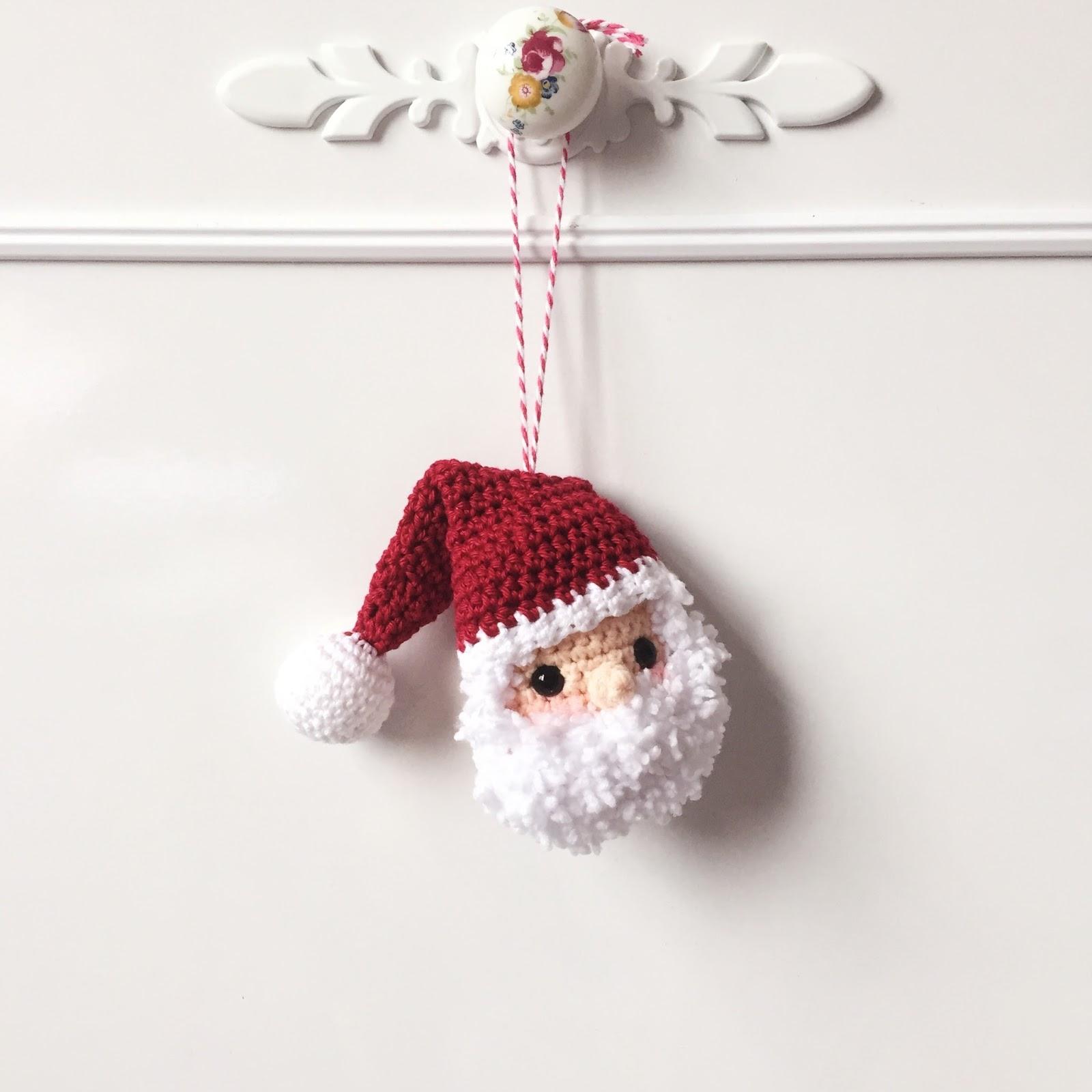 Amigurumi Noel Baba Yapılışı | 1600x1600