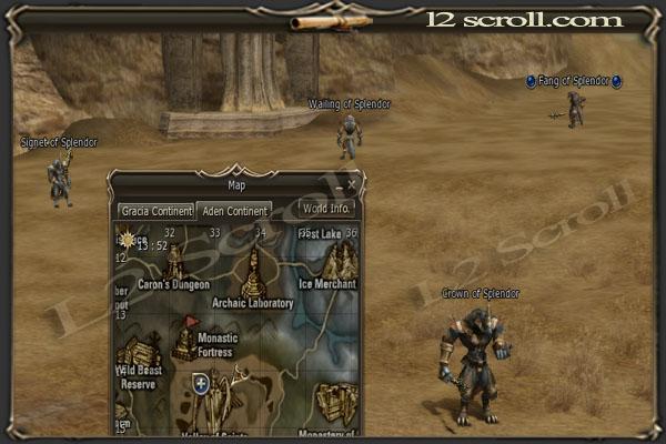 L2 Scroll: LVL 75- Seeds of chaos