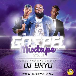 DJ Bryo Gospel mixtape