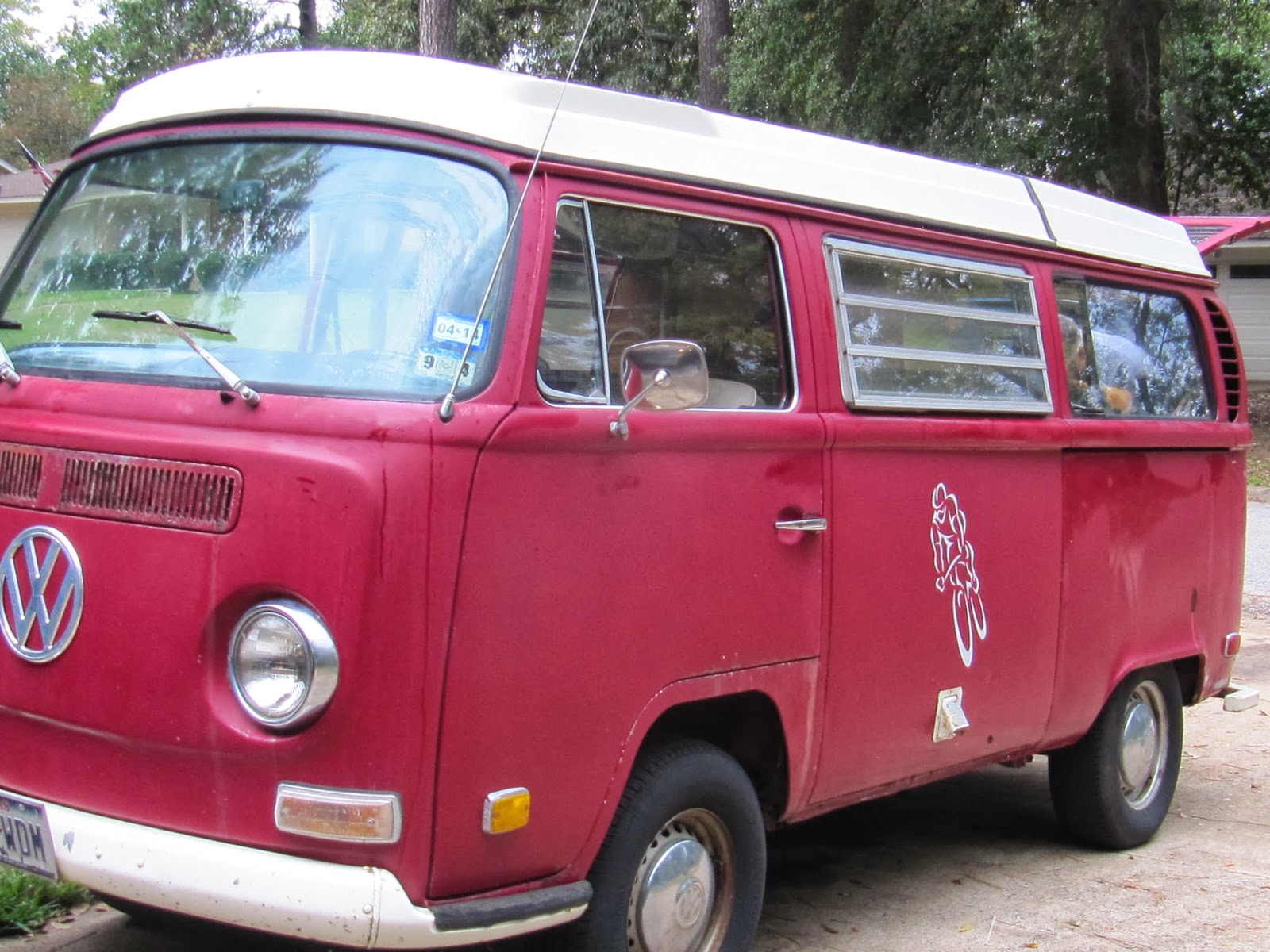 1971 Vw Westfalia Camper Van Vw Bus