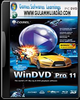 Corel windvd pro 11. 7. 0. 7 (mega) 2017 youtube.