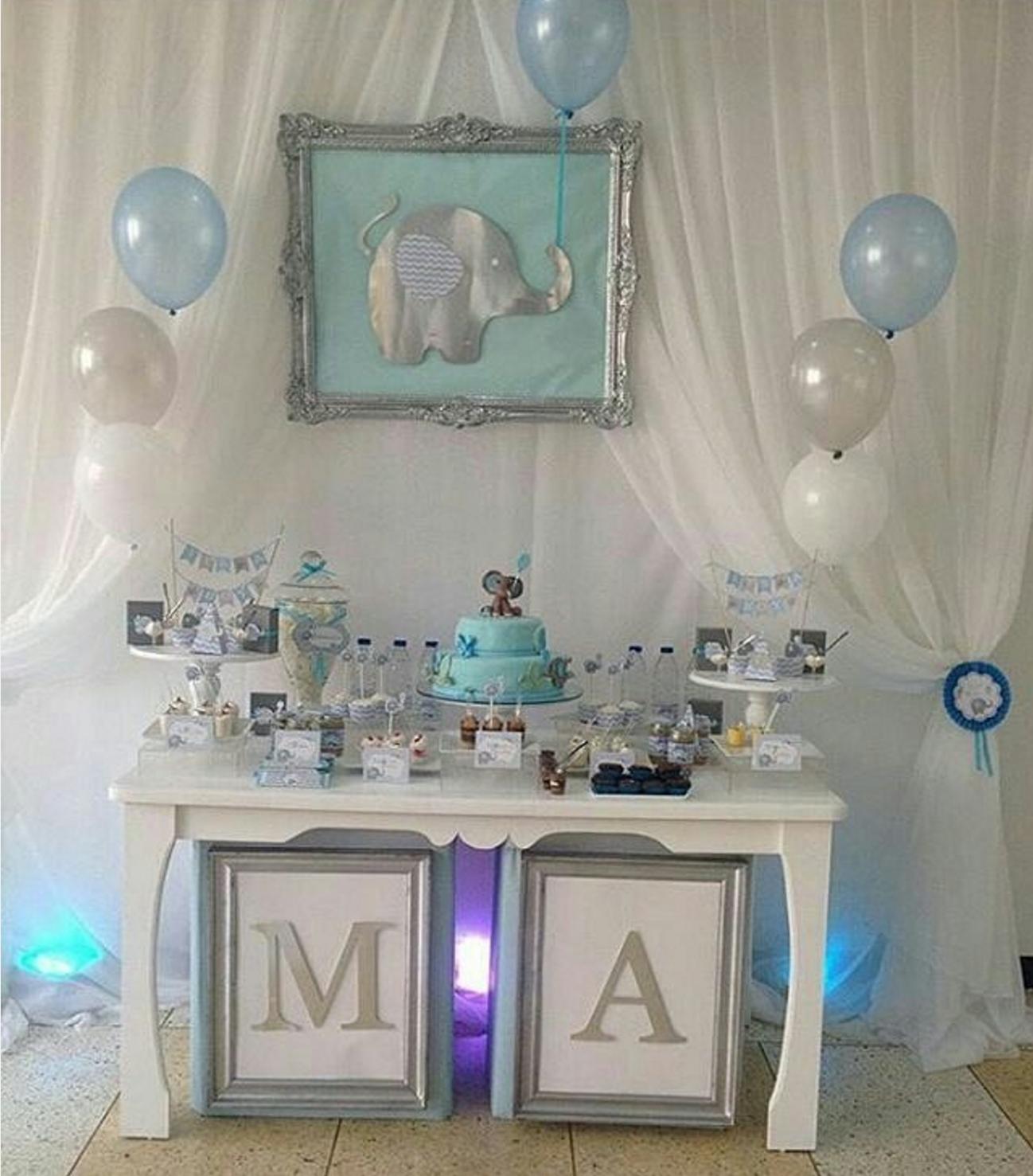 101 fiestas ideas de decoraci n para tu fiesta de baby - Idea de decoracion ...