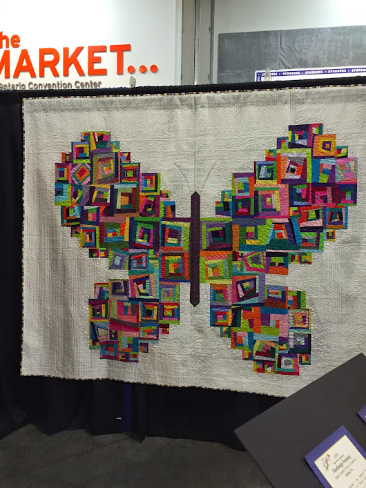 Road to California Quilt Show