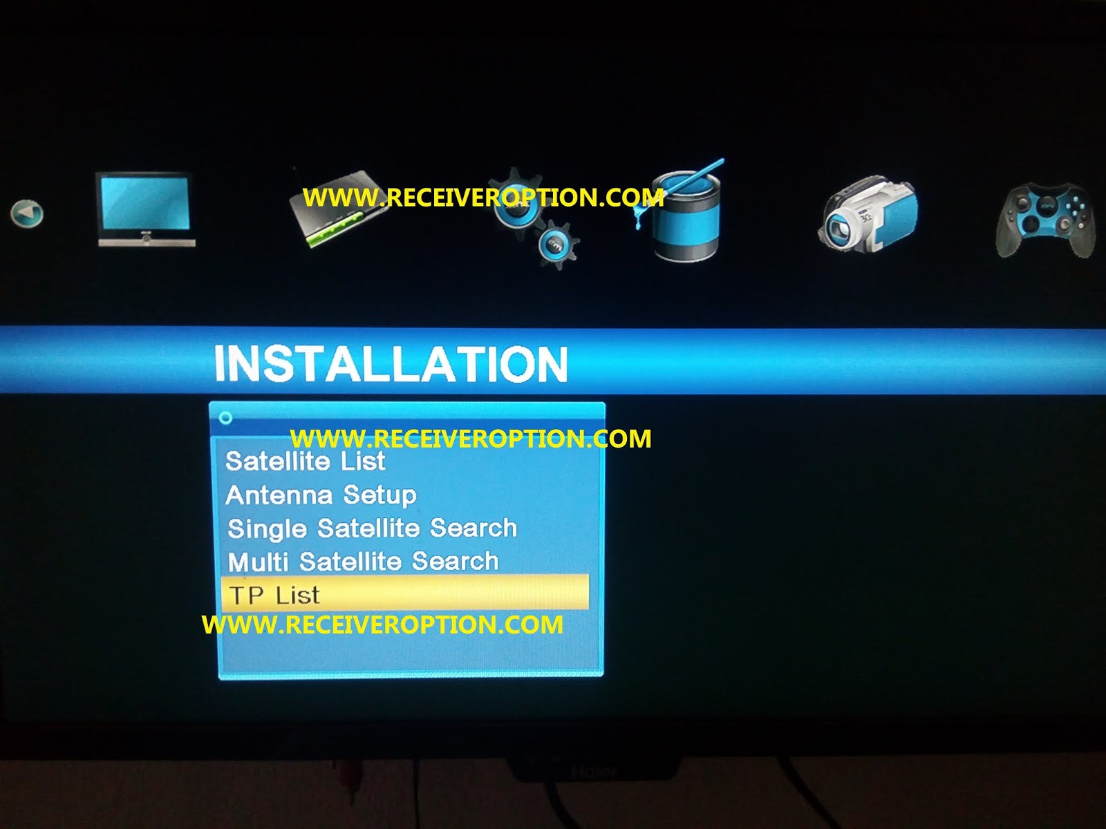 TIGER i-3000 HD RECEIVER POWERVU KEY FIXED NEW SOFTWARE - HOW TO