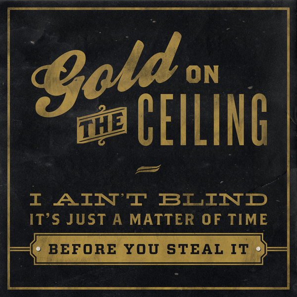 Gold On The Ceiling : tune of the day the black keys gold on the ceiling ~ Hamham.info Haus und Dekorationen