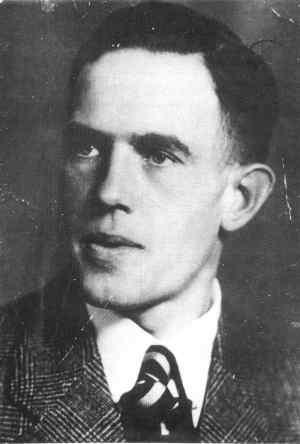 Lorenz Hackenholt in 1940